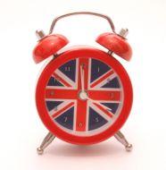 Union jack mini alarm clock