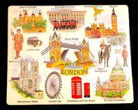 London mouse mat