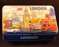 London biscuit tin