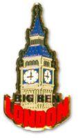 Big Ben metal  magnet